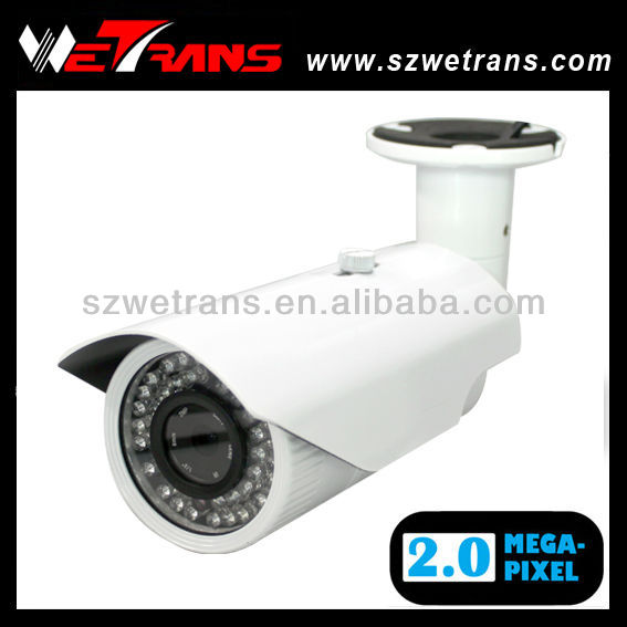 WETRANS TR-FIPR129Z Onvif 1080P 20m Night Vision Zoom Lens Waterproof Outdoor IP BulletSurveillance Cameras 5MP Long