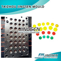 plastic bottle cap injection molding and multi-cavity mold supplier