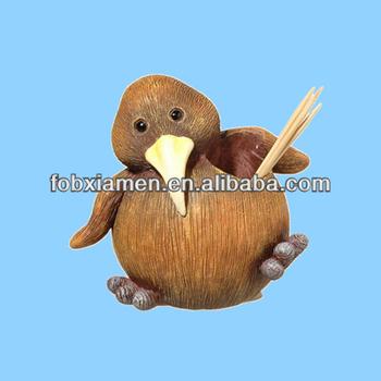 Fancy personal penguin resin toothpick holder buy penguin resin toothpick holder personal - Personal toothpick holder ...