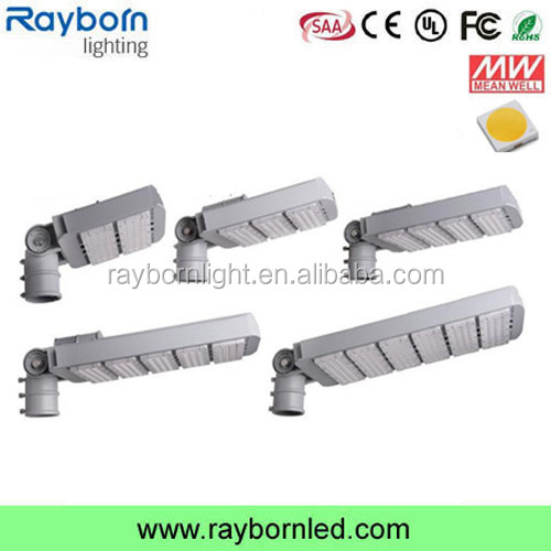 hot sales aluminum street light housing IP65 MW 100w 200w led streetlight
