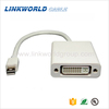 Linkworld reliable accessory Mini Displayport to DVI Adapter cable