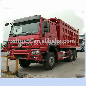 High quality Heavy Duty 10 Wheels Sinotruck 6*4 Dump Truck FOR sale
