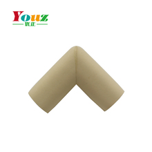 Baby Safety Decorative Silicone Rubber Table Corner Protector/Corner Guards