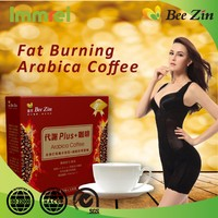Low calorie healthy metabolic slimming coffee