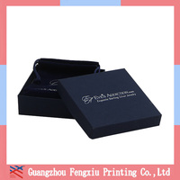 Printing In Blue Color Paper Packaging