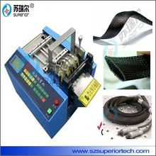 Automatic Cable Socks / Cable Covers Cutting Machine