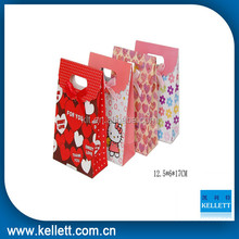 2015 Wholesale fashion gift paper bag for shopping,valentine's day gift bag