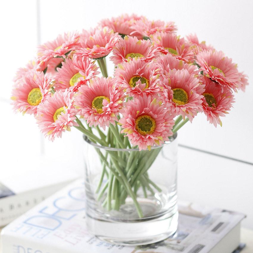 Cheap Wholesale Daisy Flower Artificial Gerbera Daisy