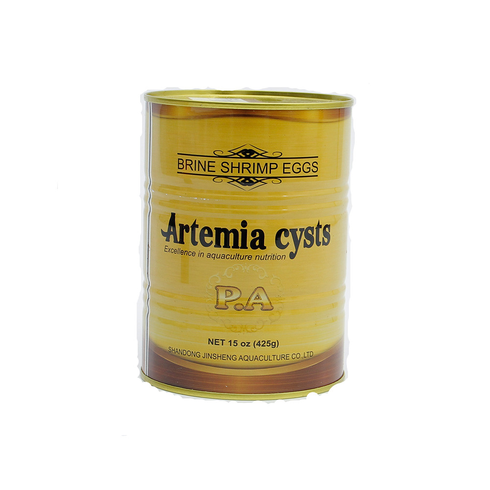 90% Hatched rate artemia cysts/baby brine shrimp eggs for sale