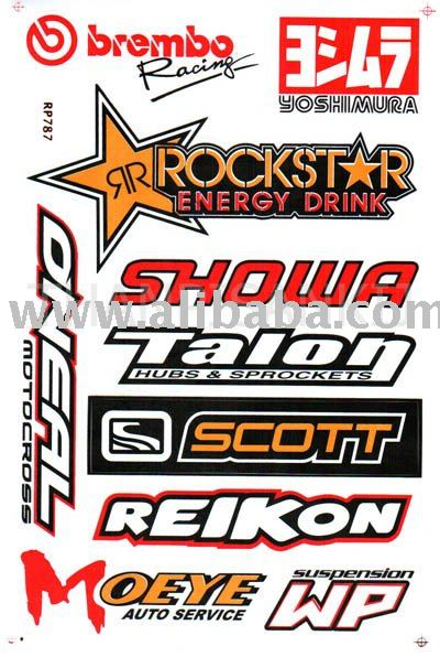 Racing Sticker Mix  Buy Shoei Product On Alibabacom - Racing decals