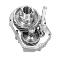 factory price parallel shaft helical gear speed reducer gearbox