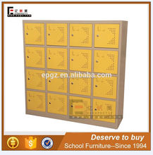 Cheap small gym metal stainless steel locker for kids