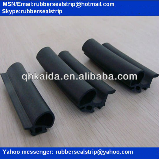produce Special Glass Curtain Wall Rubber Glazing Gasket