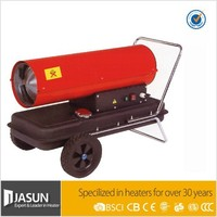 20KW Industrial Diesel Fan Heater