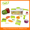 2016 hot sale vegetable dicer vegetable fruit slicer