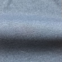 Shiny Metallic Knit Sweater Fabric Polyester Cotton Terry Cloth Fabric