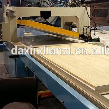 Wood finger board joining machine with ISO/ CE Certification