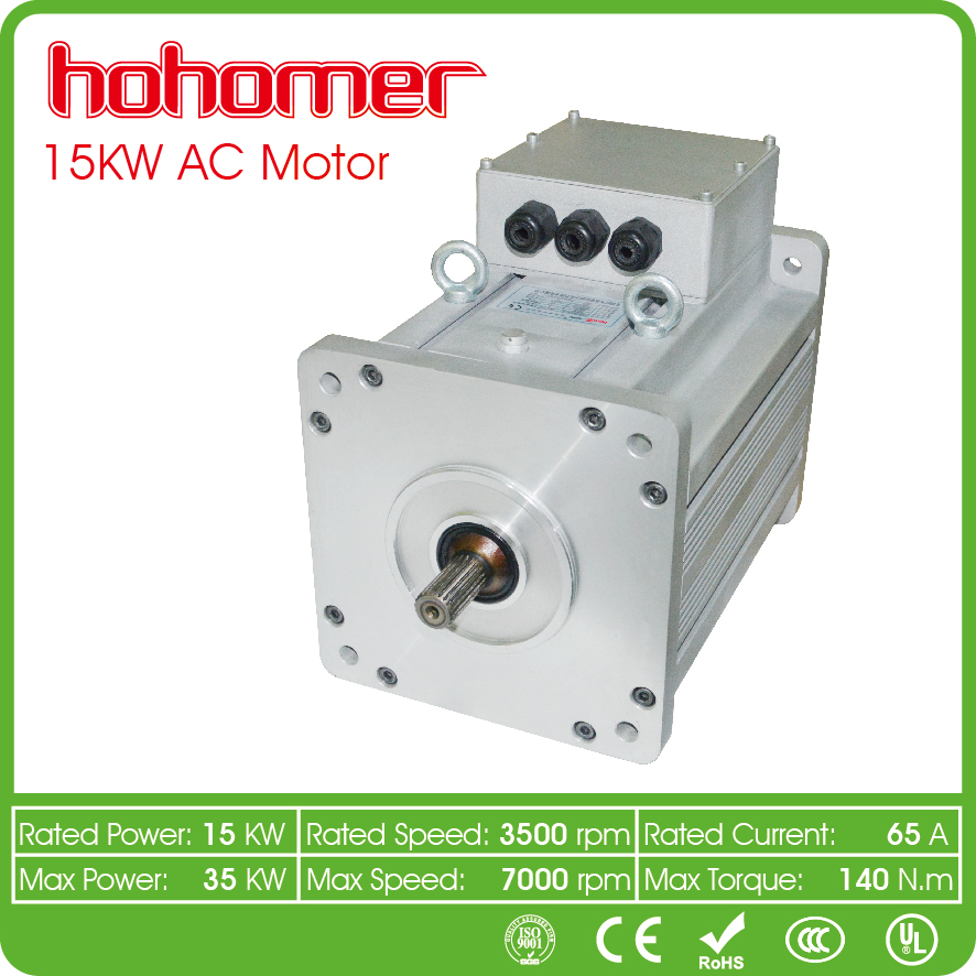 20hp High Efficiency Powerful EV Car Conversion Kit Electric Motor For ELectric Vehicle