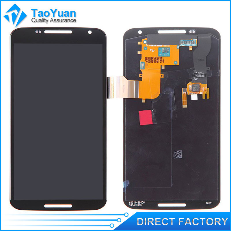 High Quality Wholesale for Moto Nexus 6 LCD Screen Display