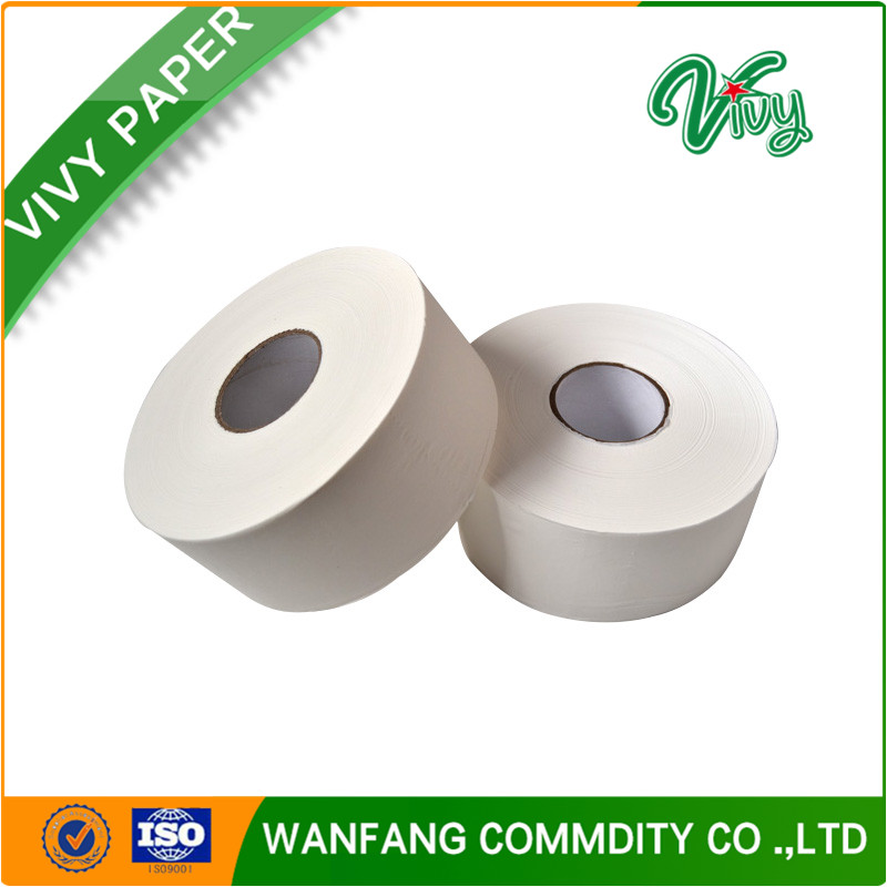 Big Size Toilet Type And Jumbo Roll Tissue Paper