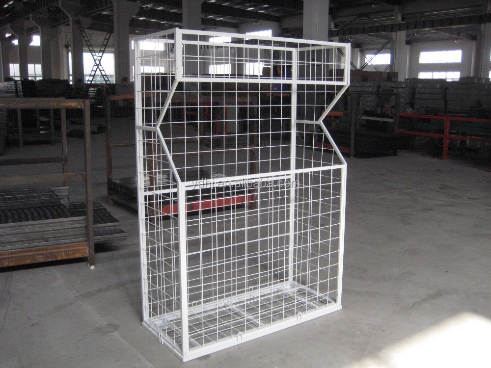 supermarket equipment Plush toys and bolster cage container