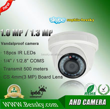 AHD High resolution camera user manual for mini dv