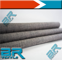 Fashionable Polyester/Wool woven fabric wholesale to South Korea