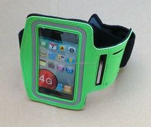 Running neoprene sport armband for iPhone 5