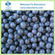 Good price of IQF Frozen Blueberry Cultivated