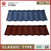 heat resistant decorative zinc corrugated roofing sheet