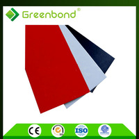 Greenbond hot sale acp material retail advertisement screen in China