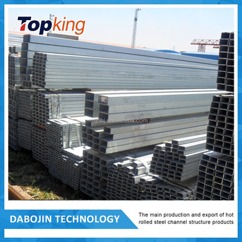 China Spring Steel 14 gauge steel tubing