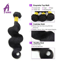 Peruvian Body wave Bundle Cuticle intact Remy human hair Sew in weave Drop shipping