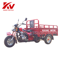 Sudan heavy duty motor tricycle/Loncin engine motor tricycle made in Guangzhou