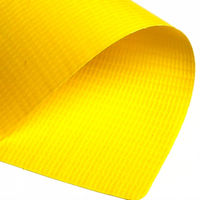 High Quallity PVC Coated Tarpaulin (factory)