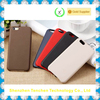 Hot sale mobile accessories smart phone case genuine leather protective cover for Iphone6/6+