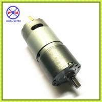 SG30 high torque low RPM small size low noise 12v dc gear motor