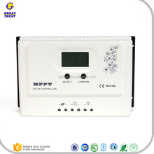 12/24v intelligent wind solar battery charge controller