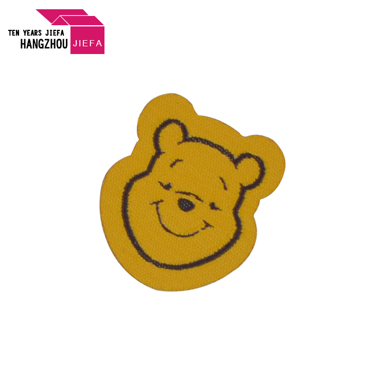 Factory Directly Wholesale Sew-on Patches Woven Patches For Kids Clothing