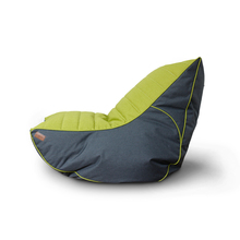 MENGZAN indoor banana shape large bean bag