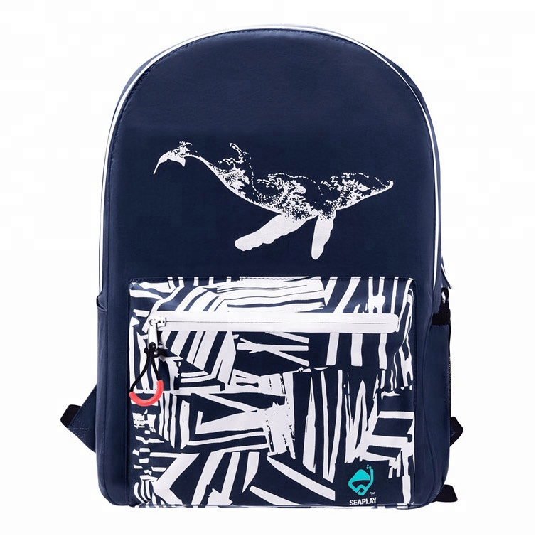 2018 fashion 15Liter waterproof daypack backpack for kids, college