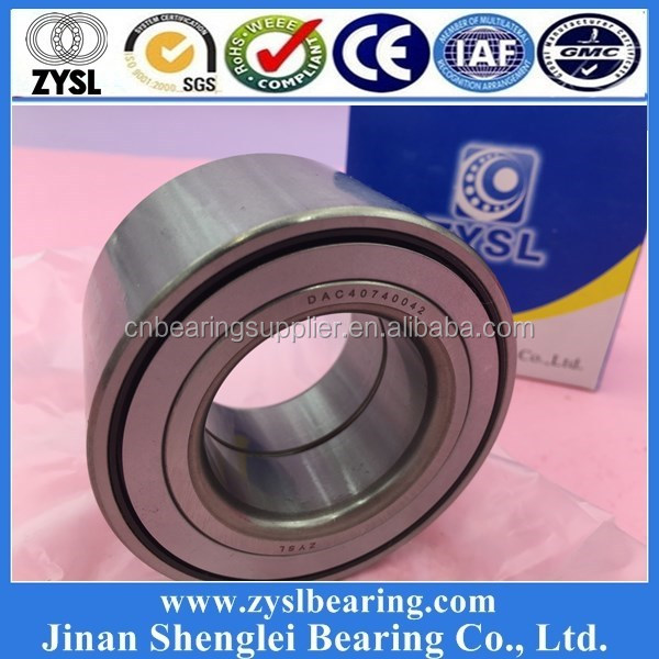 Auto Front Wheel Hub Bearing DU55900054ABS Bearing Size 55*90*54 mm Hub Bearing BTH1215C For Car and motorcycle VKBA6570
