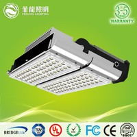 100W 2 modules CE RoHS FCC certificated green energy saving 100W led street light price