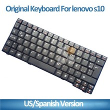 Laptop Notebook keyboard for Lenovo S9 S9E S10 S10E M10 M10W S20 3G Blank US