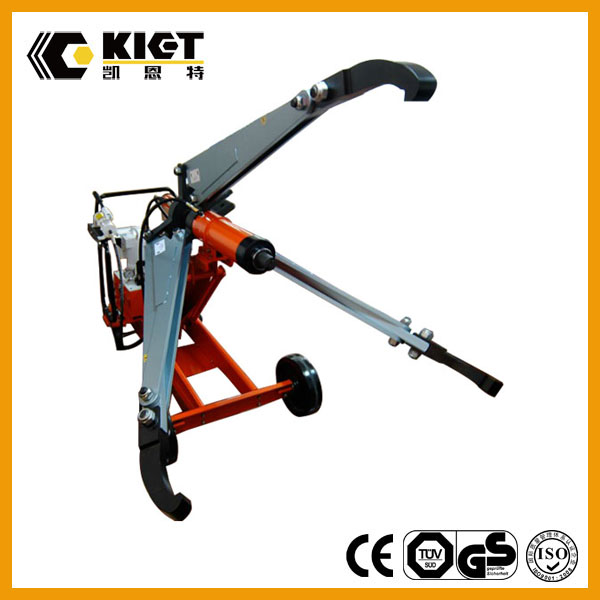 Hydraulic Pullers Manufacturers In India : Ton hydraulic puller car