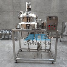 Batch type milk juice pasteurizer by SUS304 or SUS316L