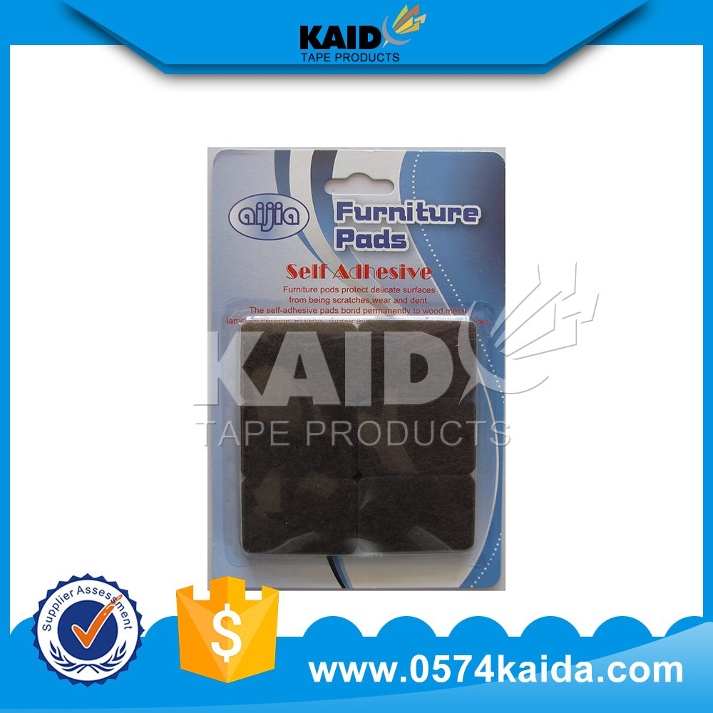 Odm promotional price felt pads wood floor protect