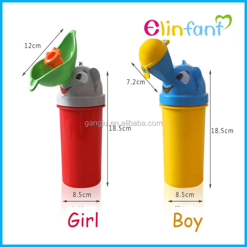 Baby urinal male leak-proof child urinal Portable Travel Urinal Car Toilet potty