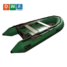 10ft PVC Military or Emergency Zodiac Inflatable Dinghy Boat With Aluminum Floor