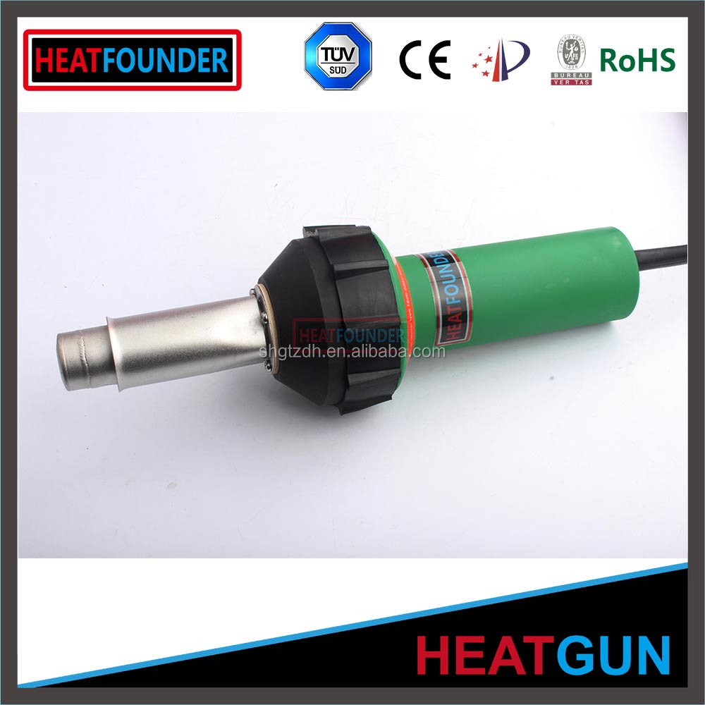 Customized high quality temperature adjustable hot air soldering gun